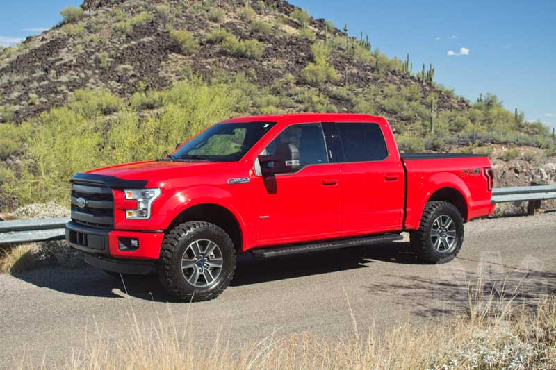 2014 2018 f150 4wd fox stage 1 suspension package fox 14stage14wd