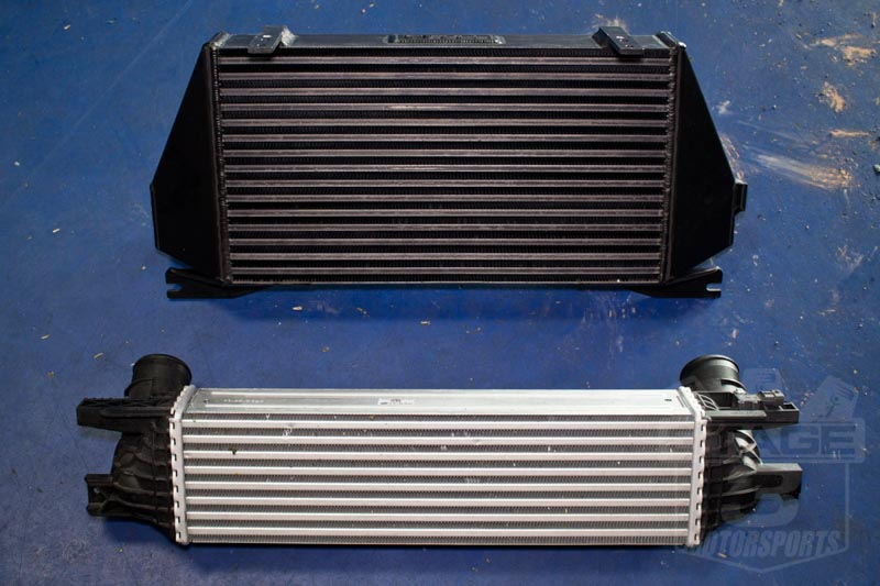 2015 2020 Mustang 2 3l Ecoboost Intercooler Upgrades