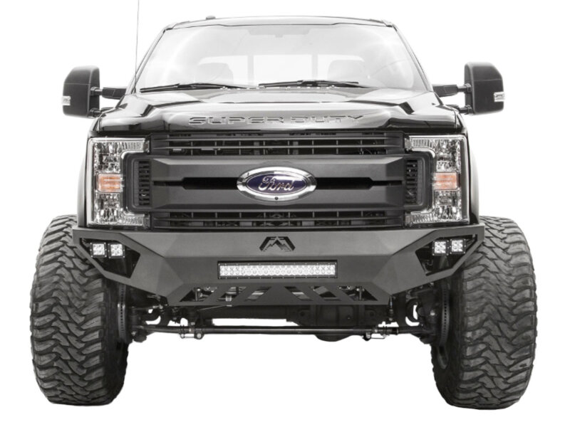 2017 2019 F250 Amp F350 Fab Fours Vengeance Series Front