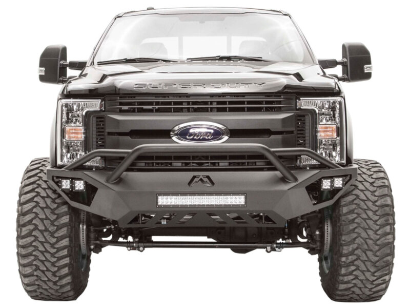 2017-2019 F250 & F350 Fab Fours Vengeance Series Front ...
