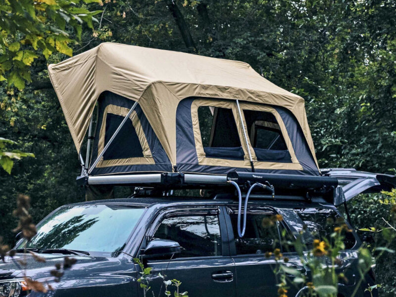 Ford Shelby Truck Price >> Freespirit Recreation M55 Adventure Series Rooftop Tent (2-3 Person) RTAM55
