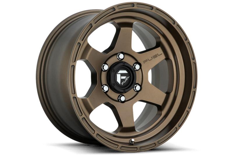 Fuel Wheels 20x9 >> 2004 2019 F150 Raptor Fuel Shok 20x9 D666 Wheel 6x135mm 20mm Offset Matte Bronze D66620908957