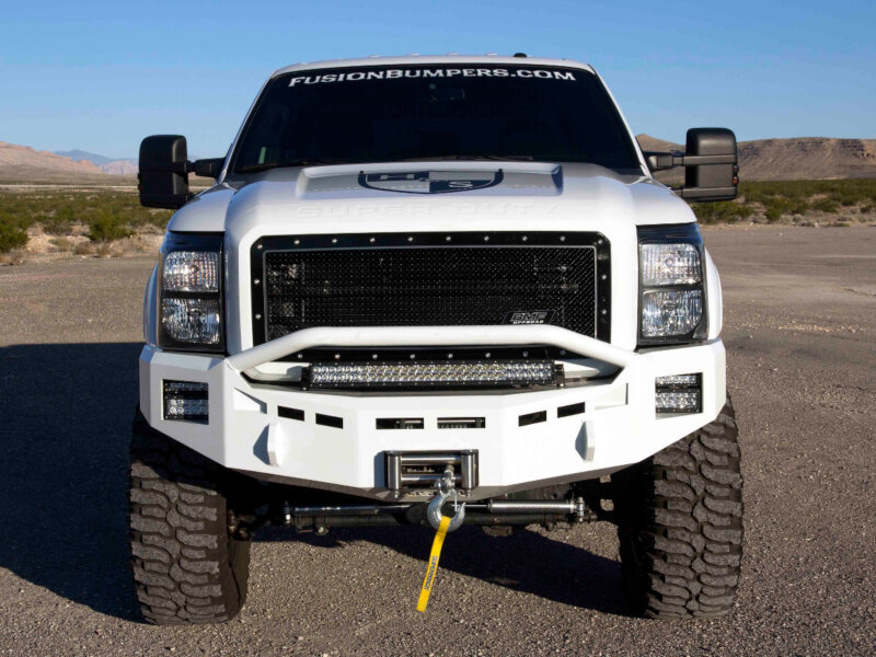 2011-2016 F250 & F350 Super Duty Fusion Front Off-Road ...