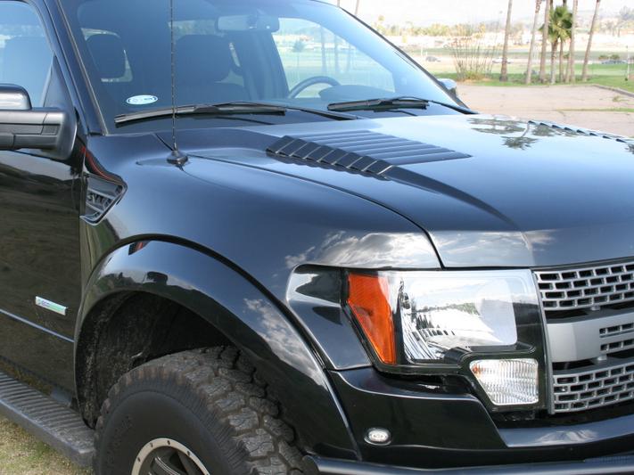 Ford F150 Ecoboost Parts >> 2009-2014 F150 Fiberwerx Raptor Conversion Package RAPCONV