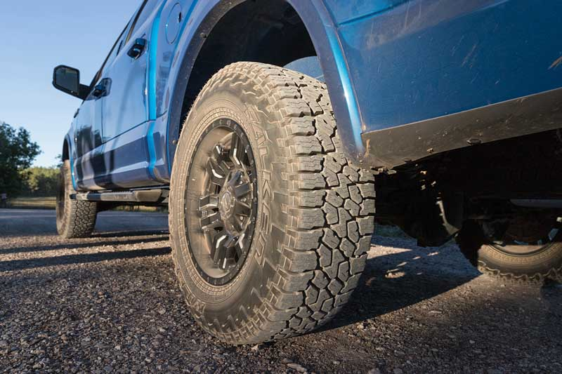 275 55r20 Falken Wild Peak All Terrain A T3w Off Road Tire F28034021