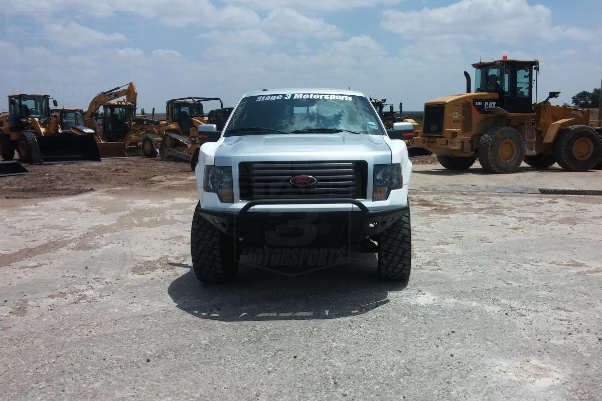 fiberwerx front bumper valance   road fenders frv