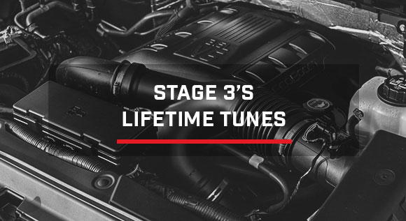 Stage 3 Lifetime Tunes