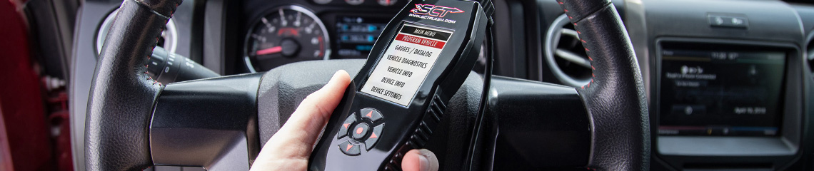 Stage 3's SCT X4 Tuning Guide and Troubleshooting
