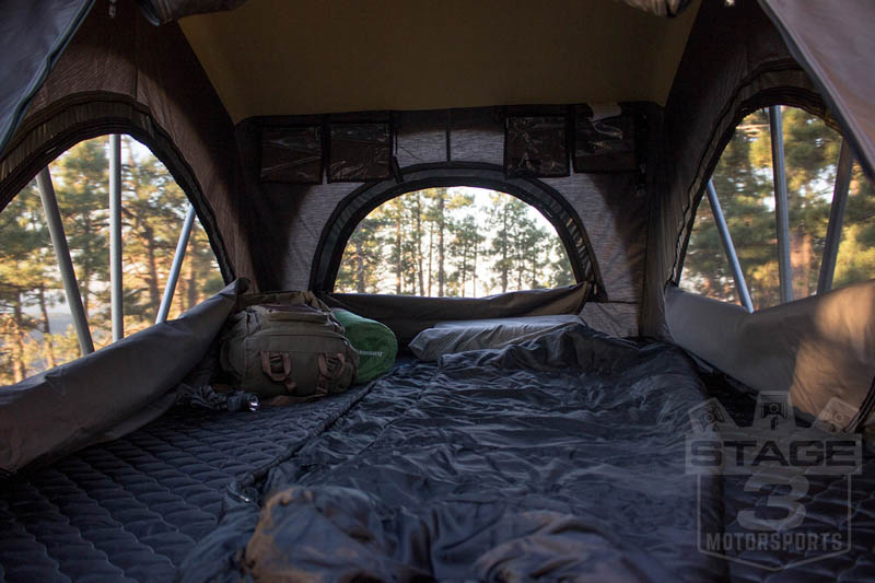 freespirit recreation high country edition  rooftop tent   person rthc