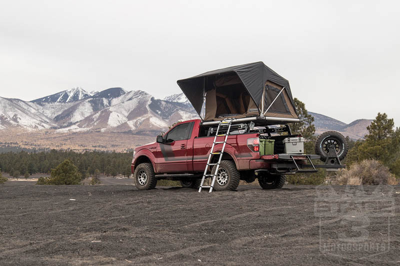 Freespirit Recreation M60 Adventure Series Rooftop Tent (3 ...