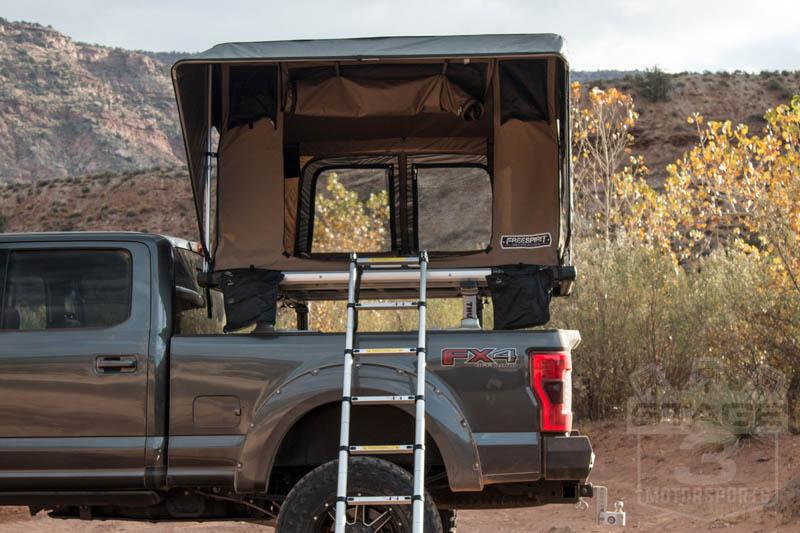 Shelby Truck Price >> Freespirit Recreation M60 Adventure Series Rooftop Tent (3-5 Person) RTAM60