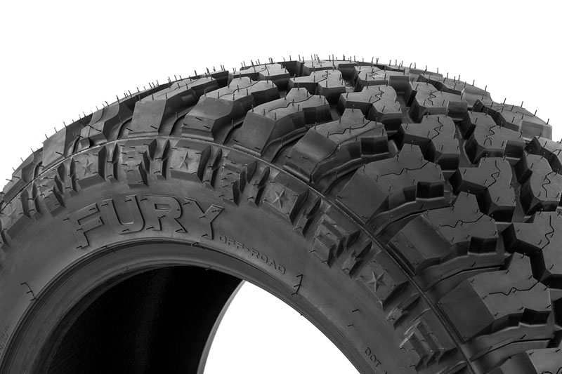 Roush Mustang Price >> Fury Country Hunter M/T Tires (Set of 4) - 40X13.50R17LT FCH40135017