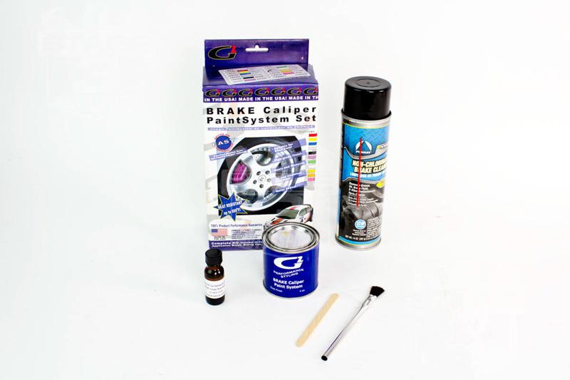 brake caliper paint system gbcp