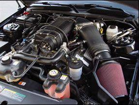 2007-2014 Shelby GT500 Whipple 4 5L Supercharger Kit (Black)