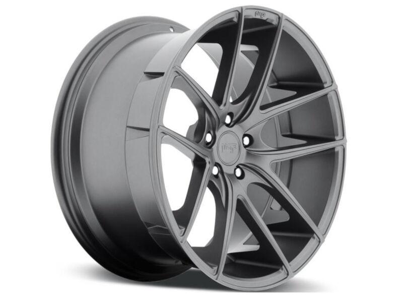 "Niche Wheels Mustang >> 2005-2017 Mustang Niche Targa 19x9.5"" M129 Wheel (Gun Metal) M129199565+35"