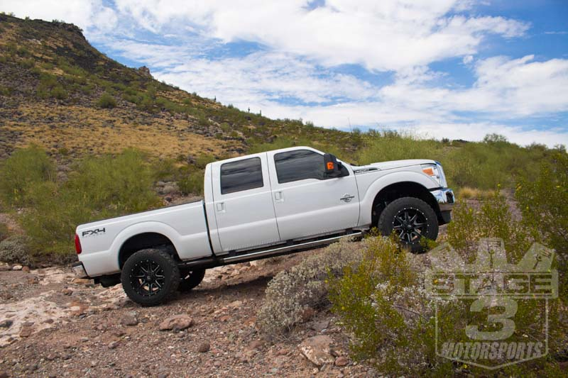 2005 2016 Super Duty F250 F350 4wd Icon 25 Stage 2 Lift Kit K62501 2004 Ford F 250 Lifted