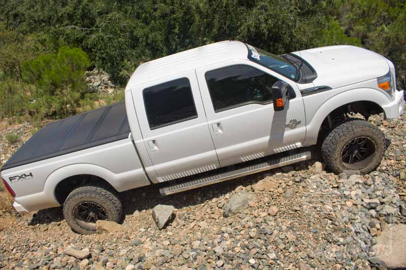 2011 2016 F250 Amp F350 4wd Icon 4 5 Quot Stage 1 Lift Kit K64560