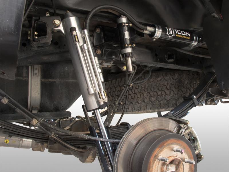 2010 2014 Svt Raptor Icon Complete Rxt Rear Suspension System K93055