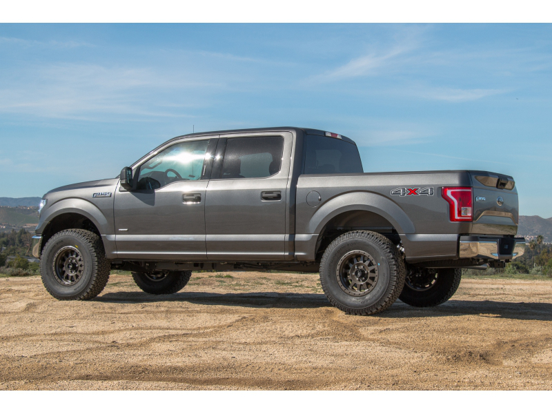 "2015-2019 F150 4WD ICON Stage 1 0-2.5"" Suspension System K93081"