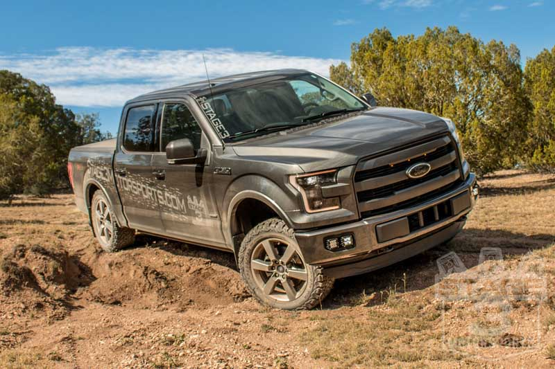 2015-2016 F150 4WD ICON Stage 1 Suspension System