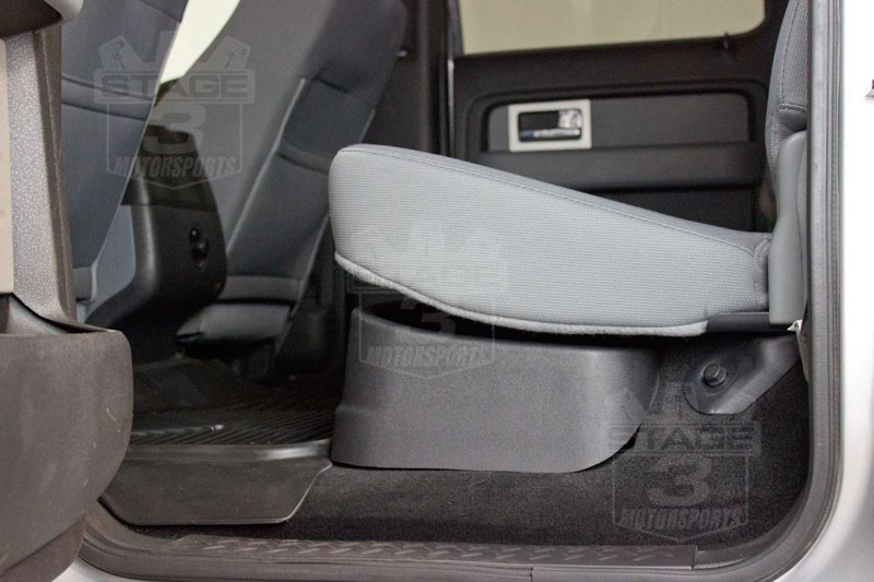 2009-2014 F150 Husky Liners Gear Box Installed