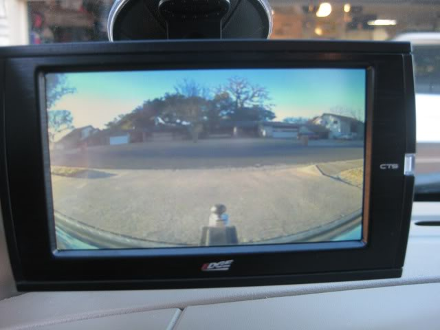 Ford F150 Shelby >> Edge Products Back Up Camera for CTS Tuner 98202