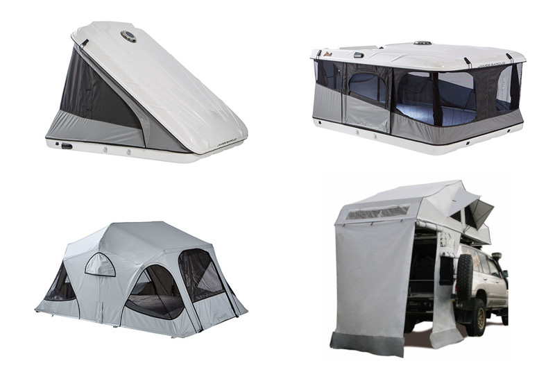 James Baroud Tents & Camping Accessories!