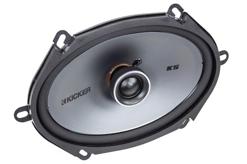 2010-2016 Taurus Kicker KS68 6x8 Door Speaker Upgrade Kit KS68-2-TAUR
