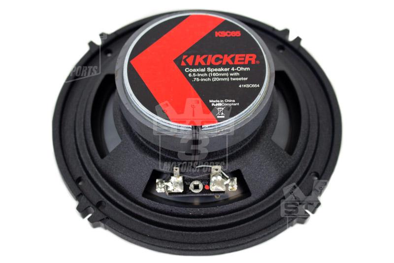 2015 2017 Mustang Kicker Ks654 65 Door Speaker Upgrade Kit Base Car Speakers Best Buy On 12 Inch Alpine Type R Wiring Diagram Audio