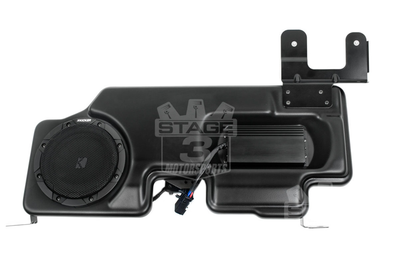 2015 2018 F150 Amp Super Duty Kicker Vss Substage Powered