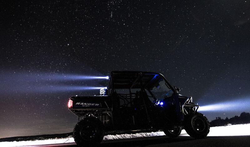 KC HiLites FLEX Off-Road LED Modular Lighting System Spot ...