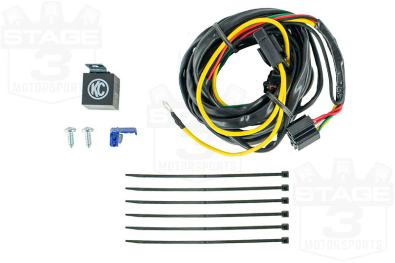Kc Hilites 6 Pro Sport G6 Gravity Led Driving Pattern Off Road Wiring Harness Tap To Expand