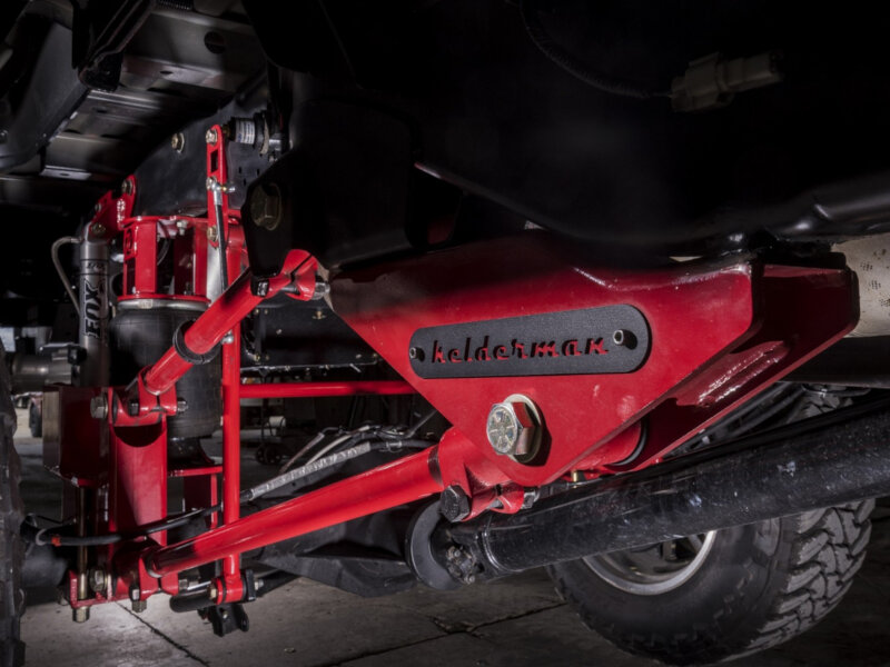 kelderman   front air suspension system klm