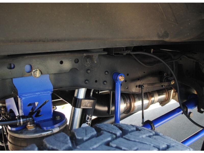 2011 2016 F250 Amp F350 Kelderman 4 6 Quot Rear Air Suspension