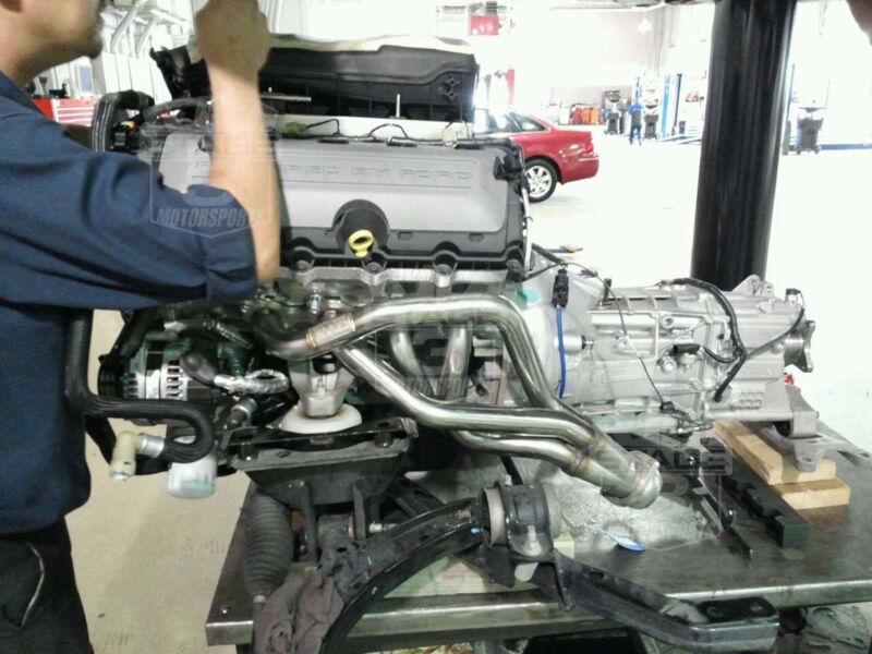 2011 2014 Mustang Gt Kooks 1 3 4 Quot Long Tube Headers Stainless Steel 11412200