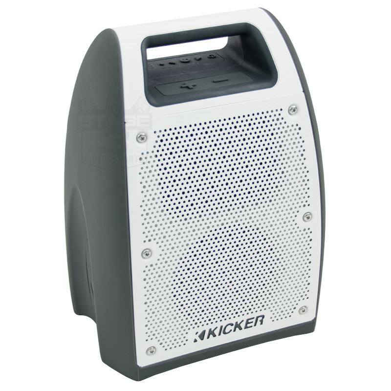 Kicker Bullfrog® BF400 Portable Waterproof Speaker
