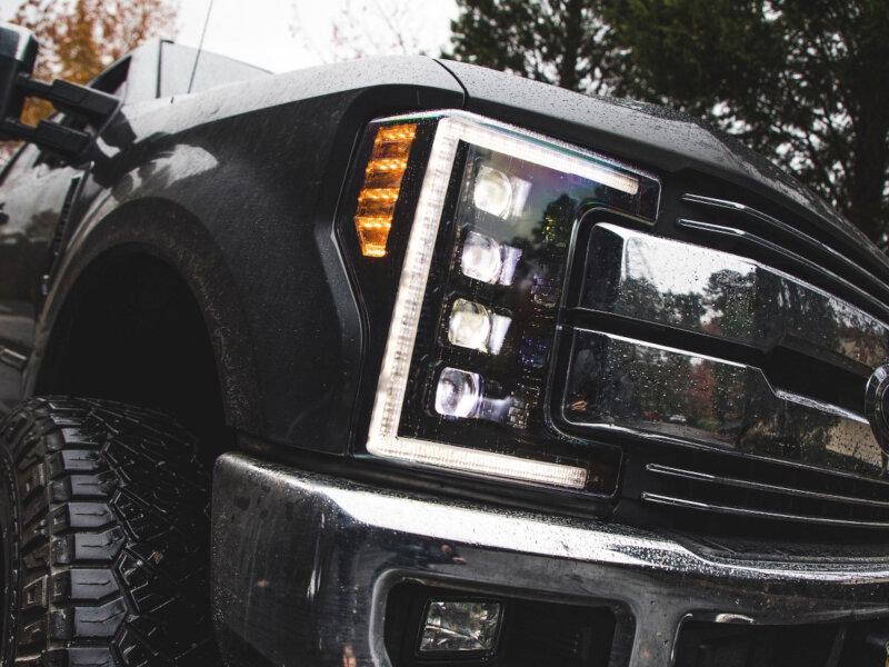 morimoto xb led headlights lf