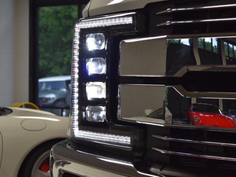 2017-2019 F250 & F350 Morimoto XB LED Headlights LF503