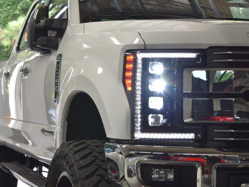 Shelby Gt500 2016 >> 2017-2019 F250 & F350 Morimoto XB LED Headlights LF503