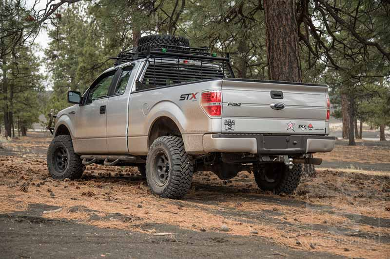 Off Road Bumpers F150 >> Stage 3's 2014 F150 STX Hunting Truck Build's Leveling, Wheels, & Tires!