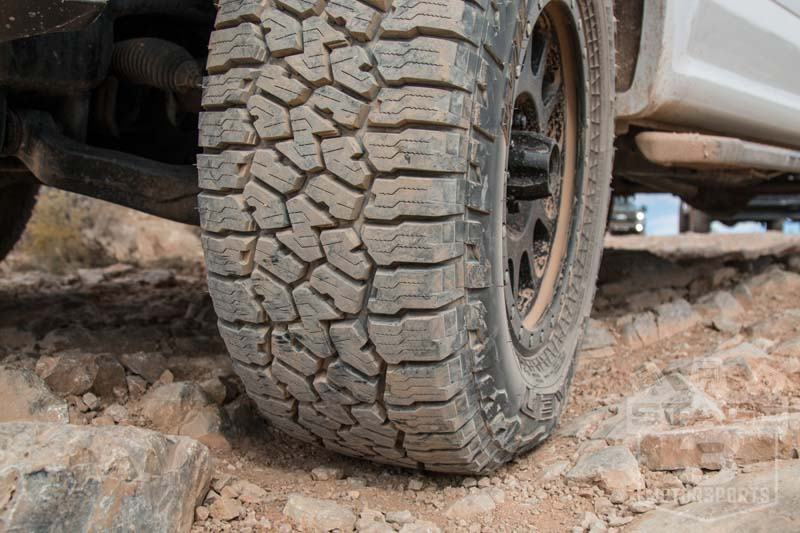 Lt285 55r20 Falken Wild Peak All Terrain A T3w Off Road Tire F28034121