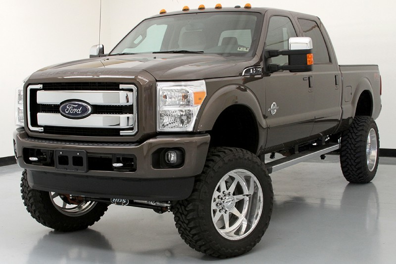 Lifted Ford Expedition >> 1999-2019 F250 & F350 American Force 20x10 Independence ...