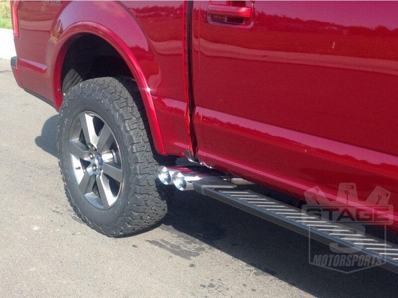 Exit tire 85