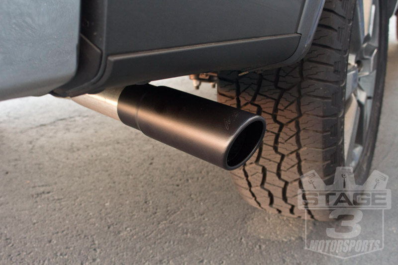 Ford Ranger Exhaust Tip >> Mbrp 3 Inlet 3 1 2 Outlet Black 304 Stainless Steel Exhaust Tip