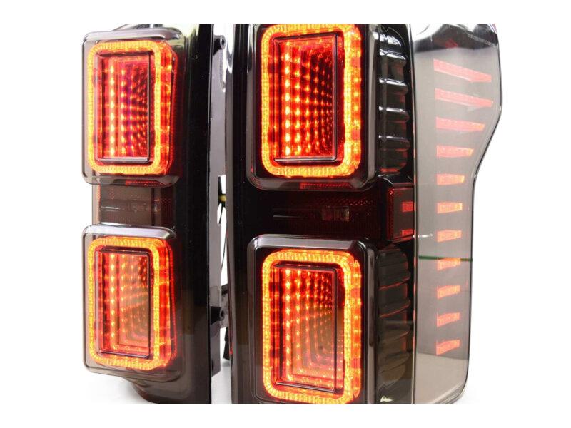 2016 F150 Tail Lights >> 2015-2017 F150 Morimoto XB LED Taillights (Red) LF430