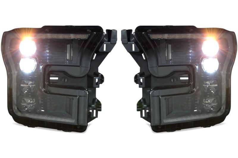 2015-2017 F150 & Raptor Morimoto XB LED Headlights (White ...