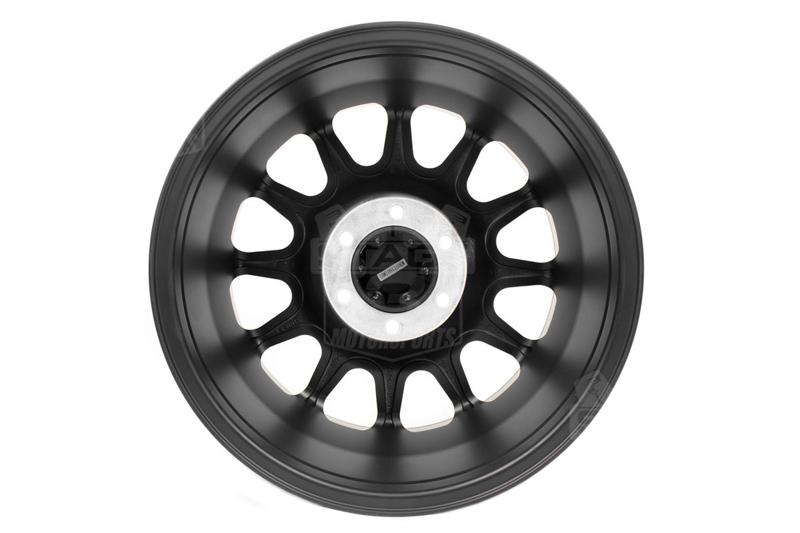 method  nv wheel matte black mrwmr