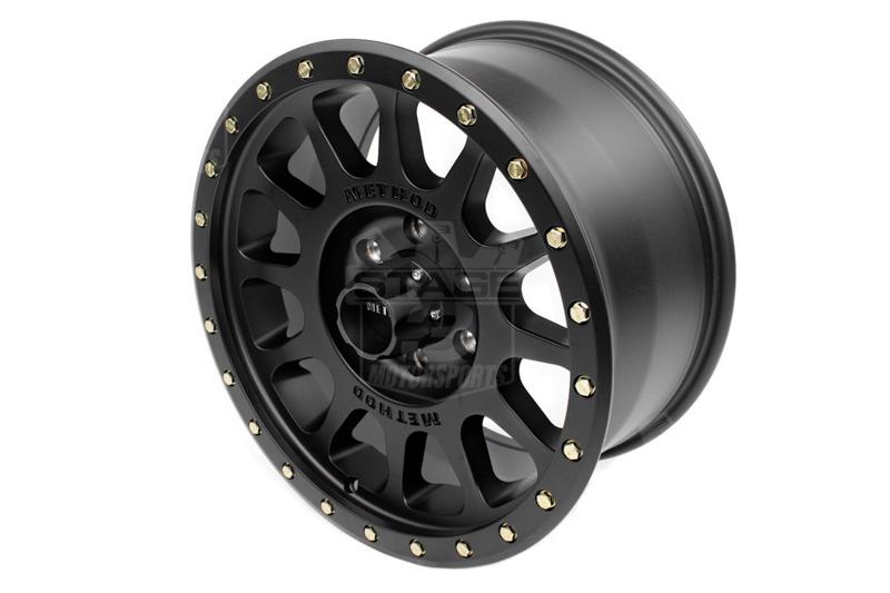 "2004 Ford F150 Bolt Pattern >> 2004-2019 F150 Method 18x9"" NV Wheel (Matte Black ..."