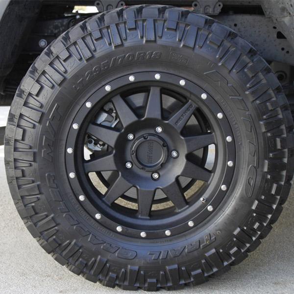 "2004-2019 F150 Method 18x9"" Standard Wheel (Matte Black ..."