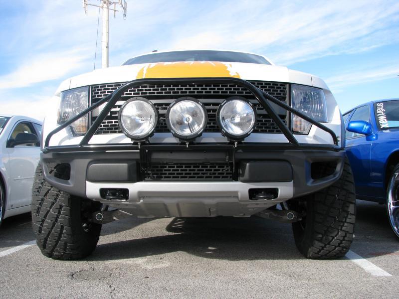 2015 Ford F 150 Raptor Price >> 2009-2014 F150 & Raptor N-FAB Pre-Runner Light Bar F093LH